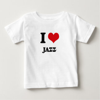 I Love Jazz T-shirts