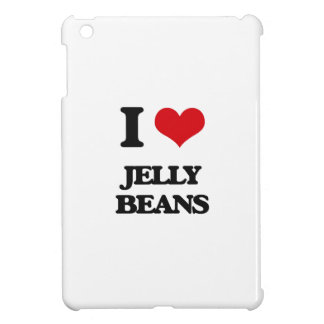 I Love Jelly Beans Cover For The iPad Mini