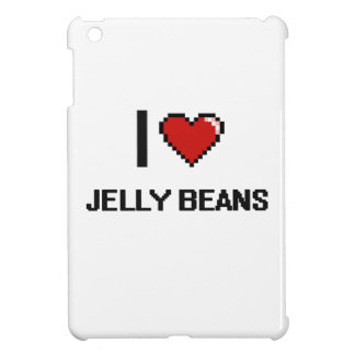 I Love Jelly Beans iPad Mini Case