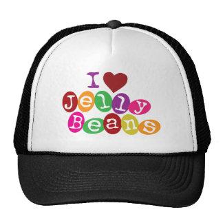 i Love Jellybeans Mesh Hats