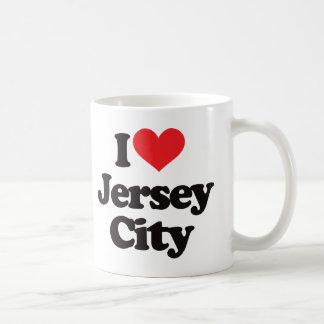 I Love Jersey City Coffee Mug