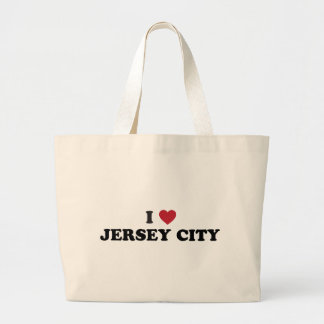 I Love Jersey City New Jersey Bags