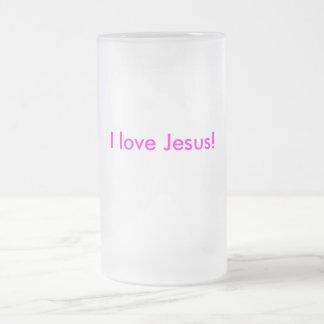 I love Jesus! Coffee Mug