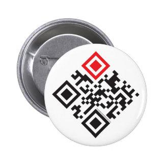 I love Jesus QR code button