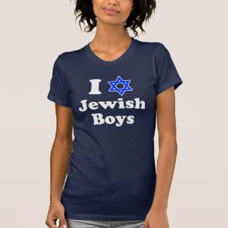 I Love Jewish Boys Shirt Tees