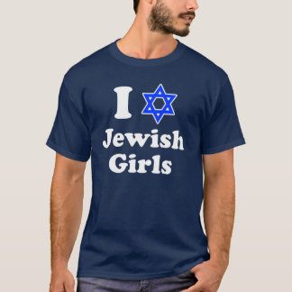 I Love Jewish Girls Shirt