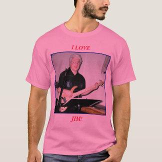 """I love Jim"" TEE"