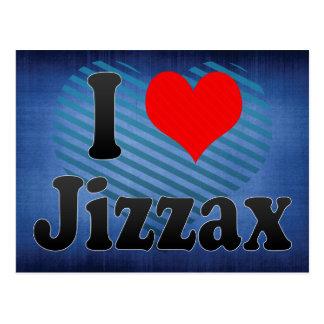 I Love Jizzax, Uzbekistan Postcard
