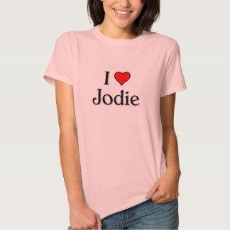 I love Jodie Tee Shirt
