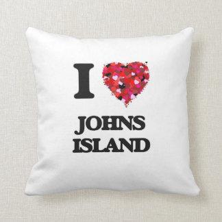 I love Johns Island Washington Cushions