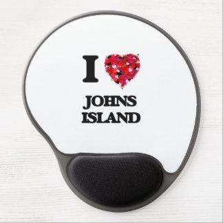 I love Johns Island Washington Gel Mouse Pad