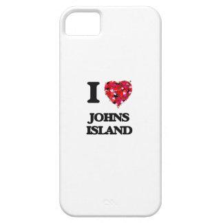 I love Johns Island Washington iPhone 5 Case