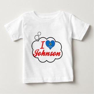 I Love Johnson, Oklahoma Tee Shirt
