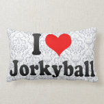 I love Jorkyball Pillows