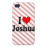 I love Joshua iPhone 4/4S Case