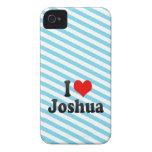 I love Joshua iPhone 4 Case