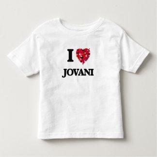 I Love Jovani Tees