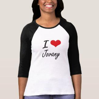 I Love Jovany T Shirt