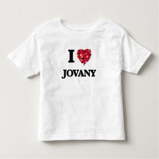 I Love Jovany Tshirt