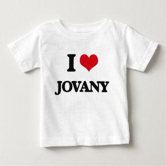 I Love Jovany T-shirt