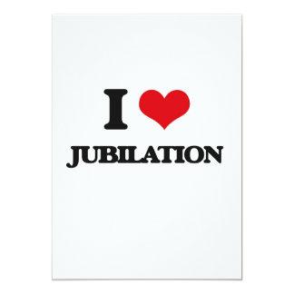I Love Jubilation Card