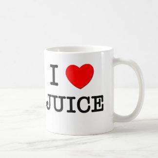 I Love Juice Mug