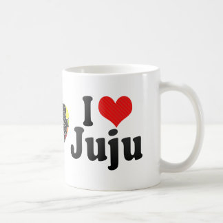 I Love Juju Coffee Mug