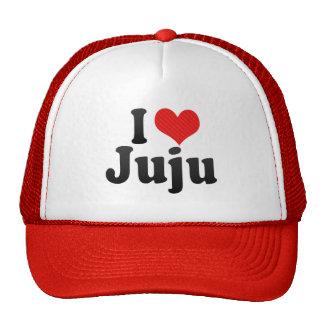 I Love Juju Trucker Hat