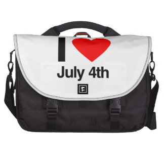 i love july 4th bags for laptop