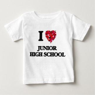 I Love Junior High School Tee Shirt