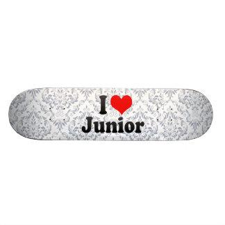 I love Junior Skateboard Decks