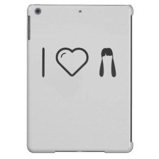 I Love Juveniles iPad Air Cover