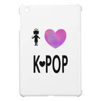 I love K-pop Case For The iPad Mini