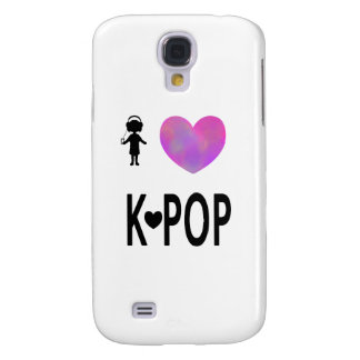 I love K-pop Galaxy S4 Case