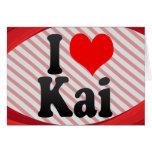 I love Kai Cards