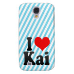 I love Kai Galaxy S4 Covers