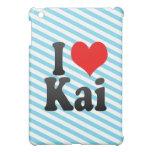 I love Kai iPad Mini Cover