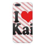 I love Kai iPhone 5 Case