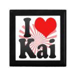I love Kai Trinket Box