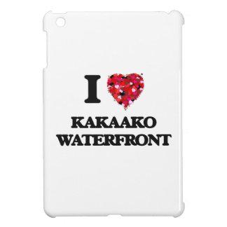 I love Kakaako Waterfront Hawaii iPad Mini Covers