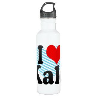 I love Kale 710 Ml Water Bottle