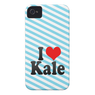 I love Kale Case-Mate Blackberry Case
