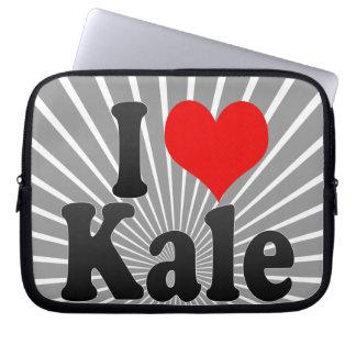 I love Kale Computer Sleeve