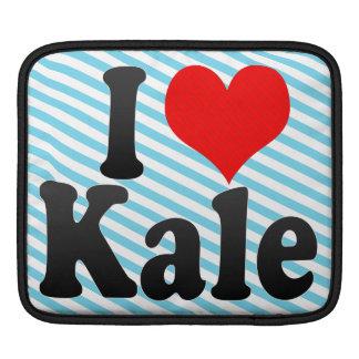 I love Kale iPad Sleeves