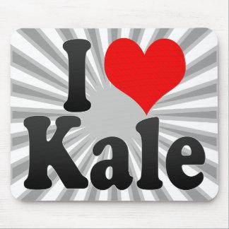 I love Kale Mousepad