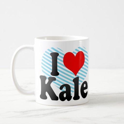 I love Kale Coffee Mug