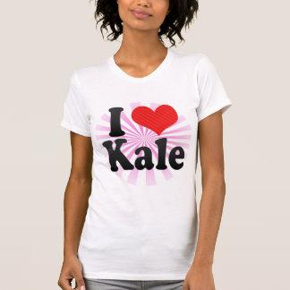 I Love Kale T-shirt