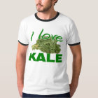 I love KALE t-shirt