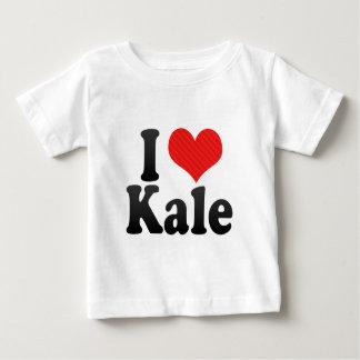 I Love Kale T Shirts