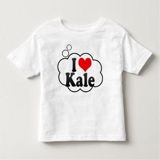 I love Kale Tee Shirt